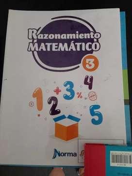 Razonamiento Matemático  /Norma