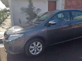 Vendo Toyota Corolla año fabri 2012