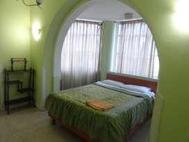 Rento habitaciones  Universidad Católica, Salesiana, Politécnica Nacional.170