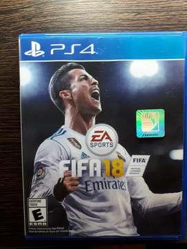 Fifa18 Ps 4