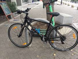 Bicicleta giant escape talla M