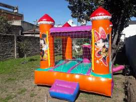 Alquilo Castillo Inflable