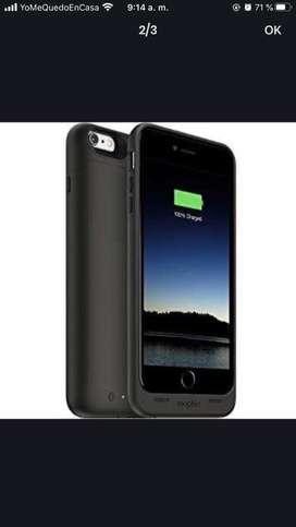 Case bateria para iphone 6s plus