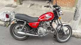 Suzuki 125 Bonita -consentida unico dueño
