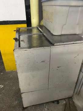 Congelador horizontal 320litros