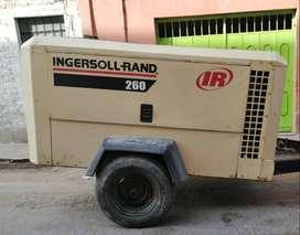 Comprensor de aire Ingersoll Rand 260
