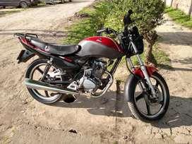Moto Zanella Rx150 Mod 2014