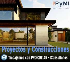 PyMI Construcciones - todo tipo de edificaciones