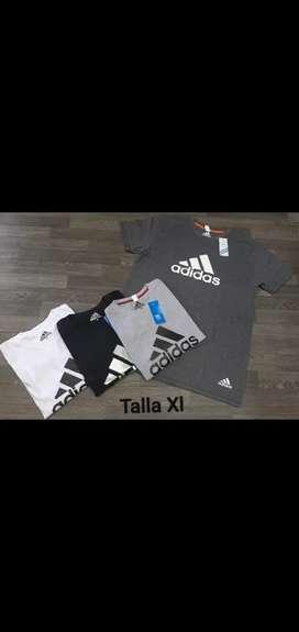 Oferta 3 camisetas x 50 mil