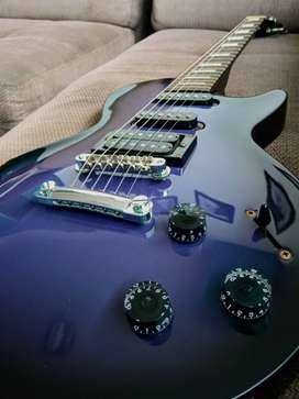 Guitarra ESP GrassRoots L-48 modelo les paul