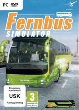 Fernbus Simulator  Para Pc Computadora