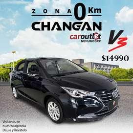CHANGAN V3 AUTO NEXUMCORP CAR OUTLET