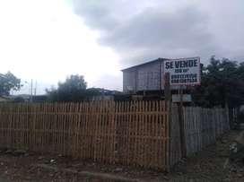 Negociable, Venta de terreno diagonal al colegio Tnt Hugo Ortiz