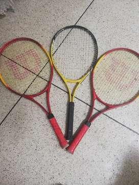 Raquetas de tenis semi pro