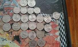 monedas de coleccion de25 c americanas