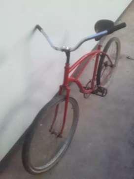 Bicicleta tipo Playera