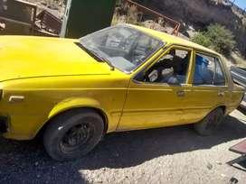 Vendo Nissan sunny final del 86