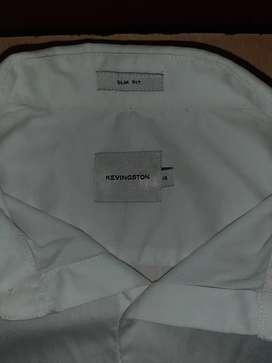 Vendo camisa kevingston usada. Un solo uso