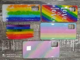 Fundas multi color A51