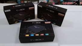 TV BOX convertidor a Smart tv