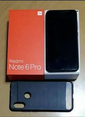 Xiaomi redmi note 6 pro igual a Nuevo.