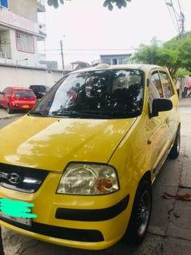 Venta taxi marca hyundai
