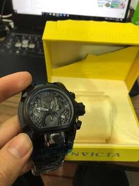 Reloj Invicta Bolt Zeus Black