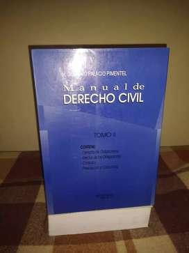 Manual de Derecho Civil (Huallaga Editorial)