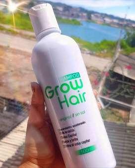 Shampoo para estimular el crecimiento del cabello