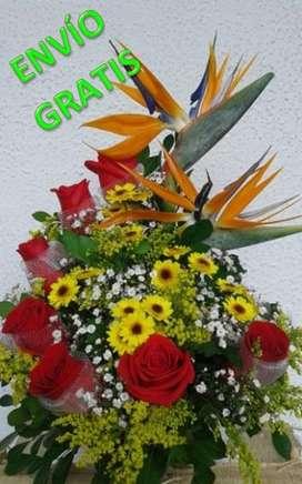 Arreglos Florales Economicos, Flores, Ramos Florales Bogota