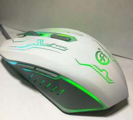 Mouse Gamer E5 Pro Optico LED