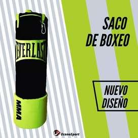 SACO DE BOXEO - TULA DE BOXEO MMA - OFERTA