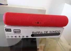 Barra de sonido