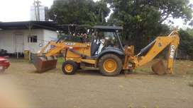 Backhoe Case 580N 2013