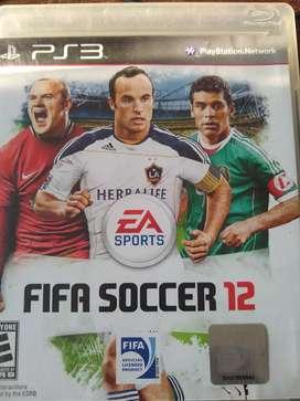 OPORTUNIDAD Día del Niño Juego Fifa Soccer 12 Play Station 3