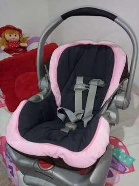 Silla de vehículo para tu bebé