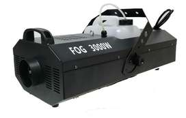 Maquina De Humo Camara 3000w  Control F3000 Distancia 20m