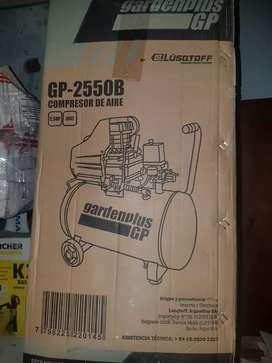 compresor lusqtoff 50 litros