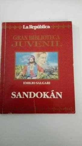 PIURA: Novela SANDOKÁN.