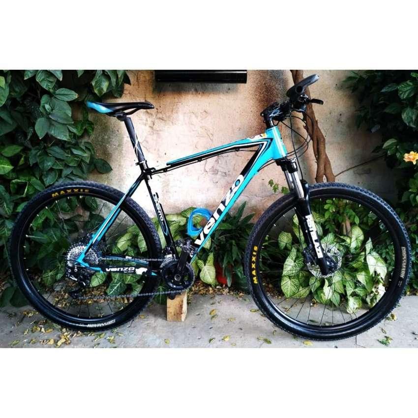 Bicicleta Venzo Elemento 29 talle XL 0