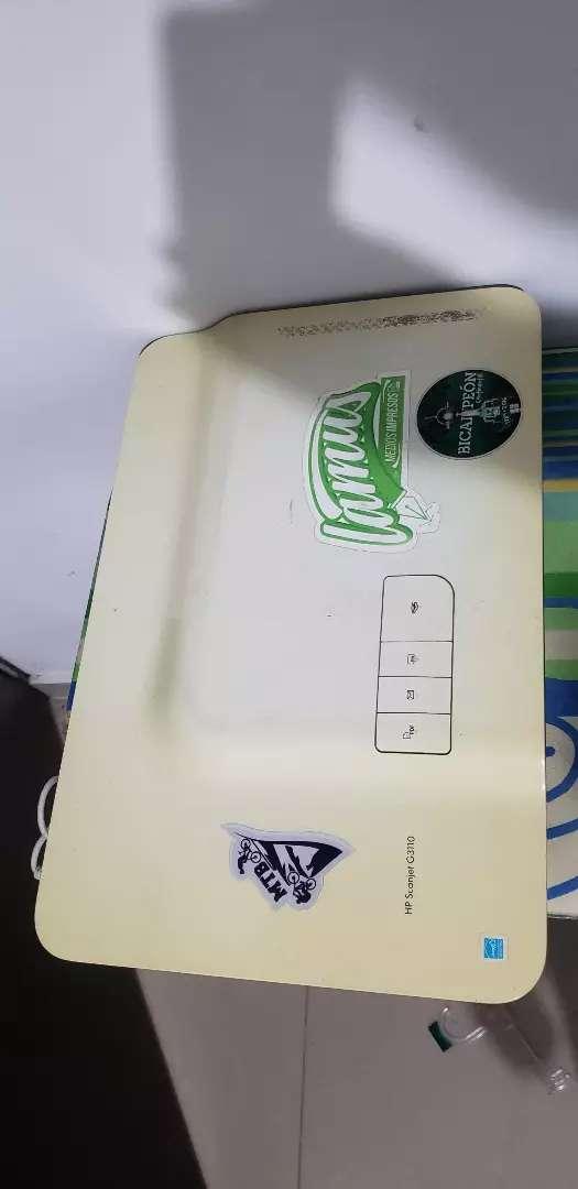 Escaner HP G3110 0