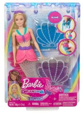 Barbie Dreamtopia Sirena slime