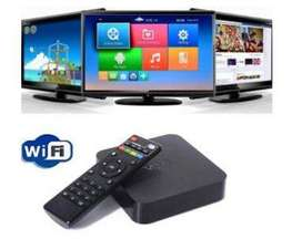 Tv Box Android Convierte Tu Tv A Smart Tv 4k3d