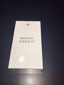 HUAWEI NOVA 5T SELLADO - NUEVO