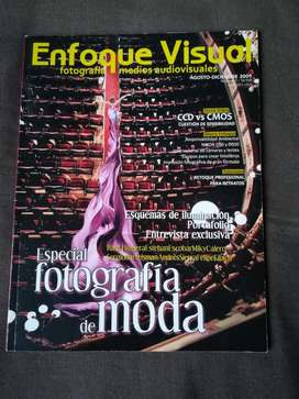 Revista Enfoque Visual Especializada En Fotografia De Moda