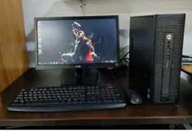Computador de mesa LG Inter Core I5