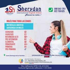 cursos de inglés Santo Domingo