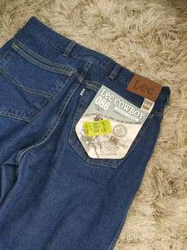 Pantalón jeans marca lec talla 34