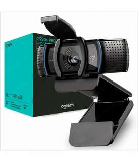 Cámara Logitech C920 pro HD