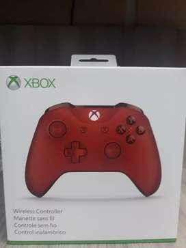 CONTROL XBOX ONE ORIGINAL (rojo)